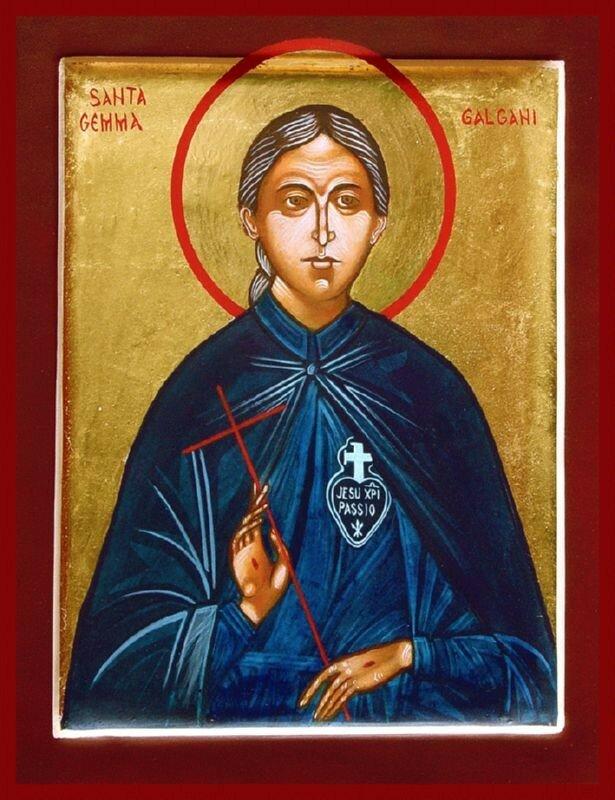 Sainte Gemma Galgani 2