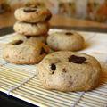 Des cookies au sésame pour contrer le temps et utiliser un pot de tahin.