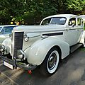 BUICK Special 4-door Trunk Back Sedan 1937 Baden Baden (1)