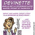 Devinette facebook.