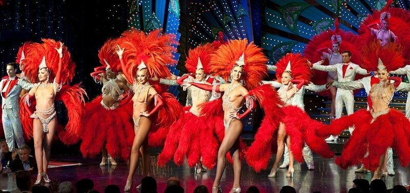 Moulin Rouge Revue