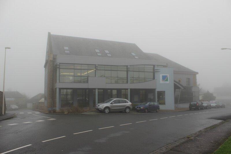 siège EPCI Communauté de communes Avranches Mont-Saint-Michel janvier 2014 rue général Ruel