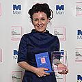 Olga tokarczuk remporte le prix man-booker