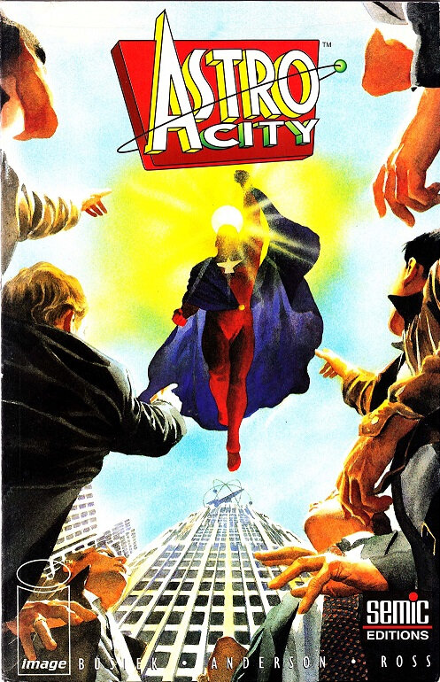 collection privilège astro city 01