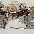 Mes archéologies - 58 x257 cm