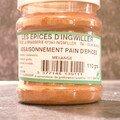 Moelleux aux épices