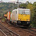 ECR BR E186 303-4, Cenon