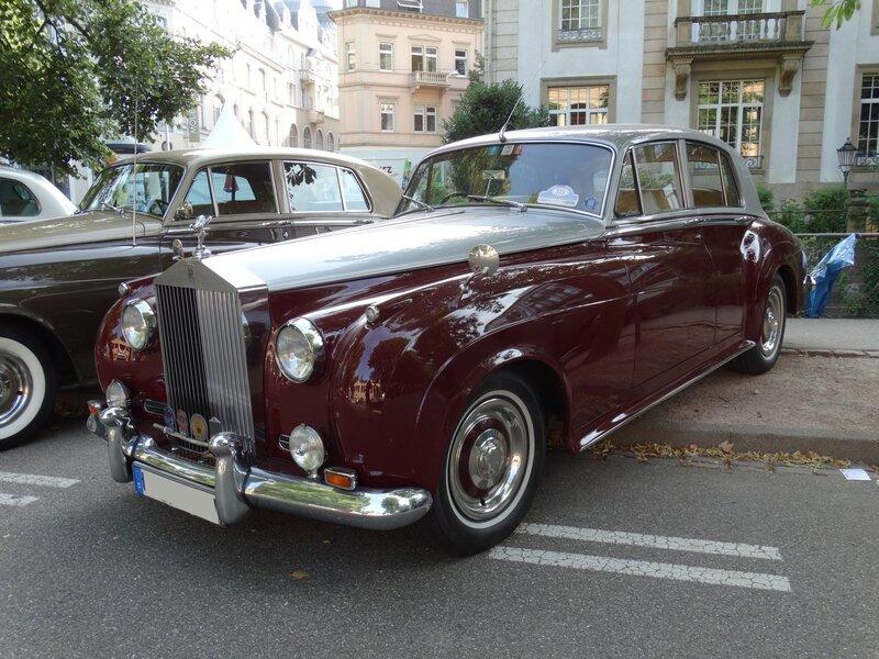 ROLLS ROYCE Silver Cloud I 1957 Baden Baden (1)