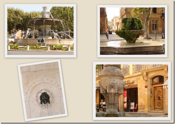 Aix fontaines 2