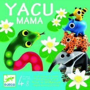boutique jeux de société - pontivy - morbihan - ludis factory - yacu mama