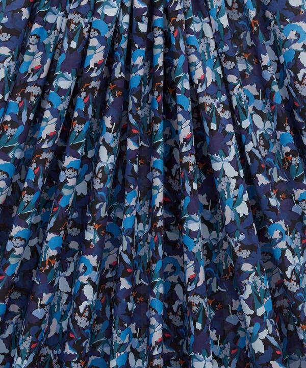 Camo Flower blue +