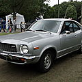 Mazda 818 deluxe coupe 1972 à 1979