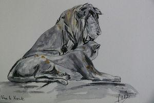 Lion_et_lionne