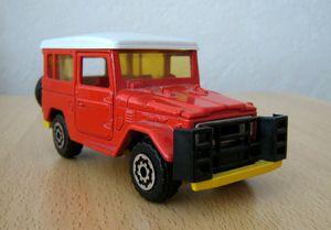Toyota land cruiser -Majorette- (1