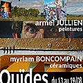 Site internet : myriam boncompain céramiste