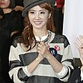 Gap: jolin at hong-kong store opening ceremony
