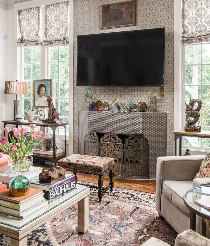 Louisa Pierce's Vintage Eclectic Nashville Home is For Sale TheNordroom (50)