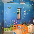 couloir apres peinture