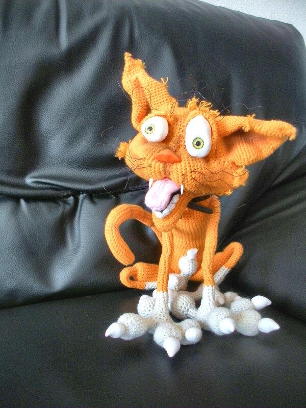 crazy cat 5