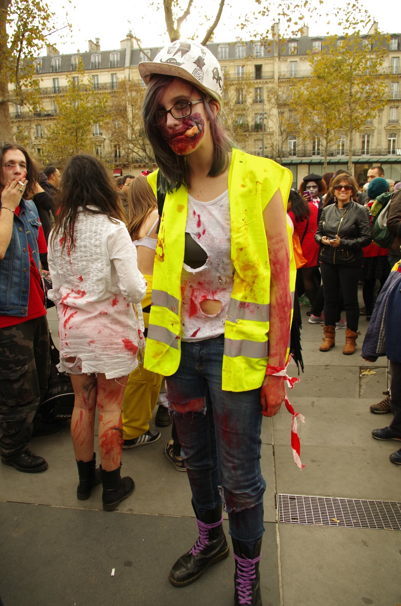 Zombie Walk Paris 2014 (102)