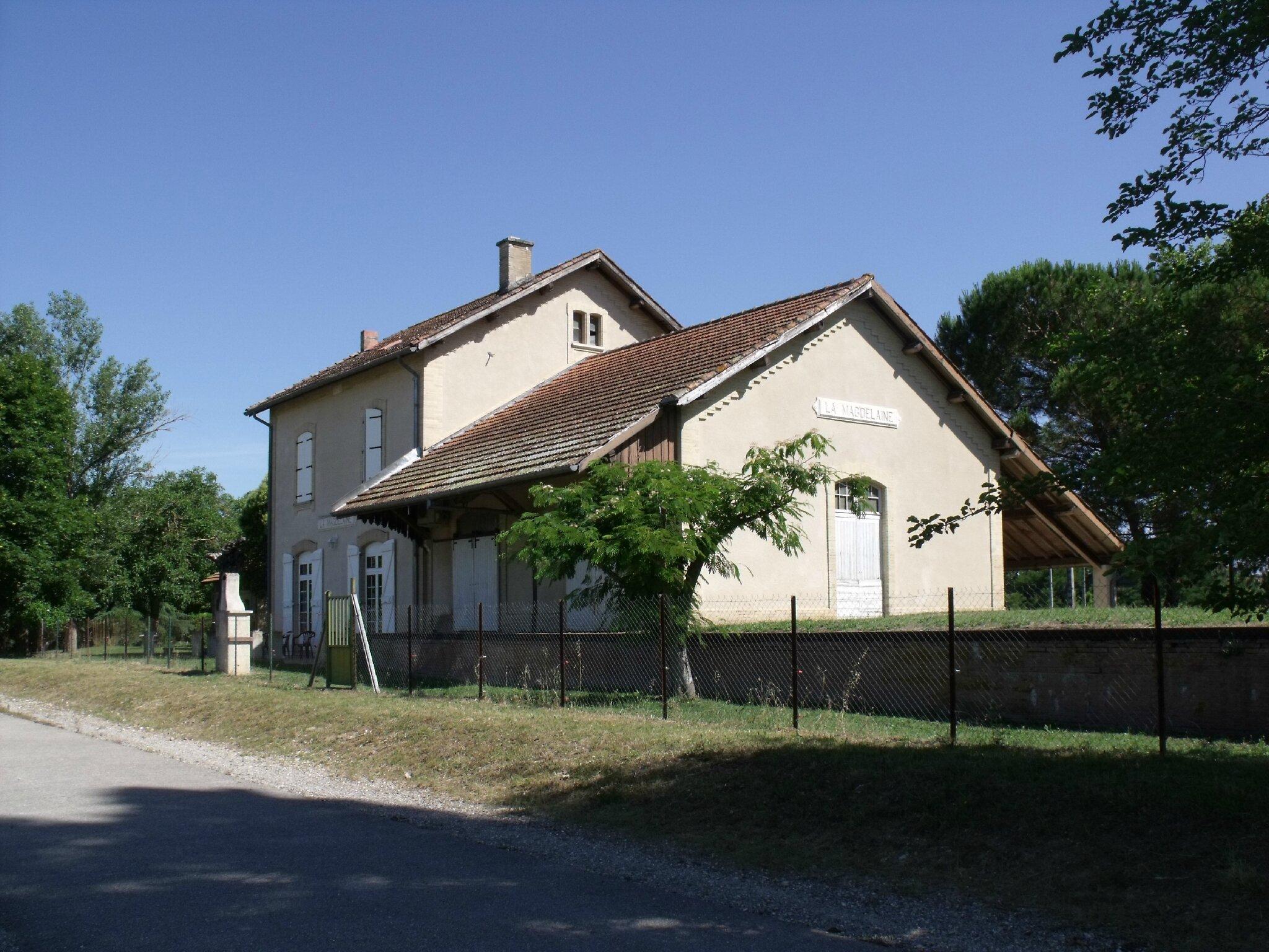 La Magdelaine-sur-Tarn (Haute-Garonne - 31)