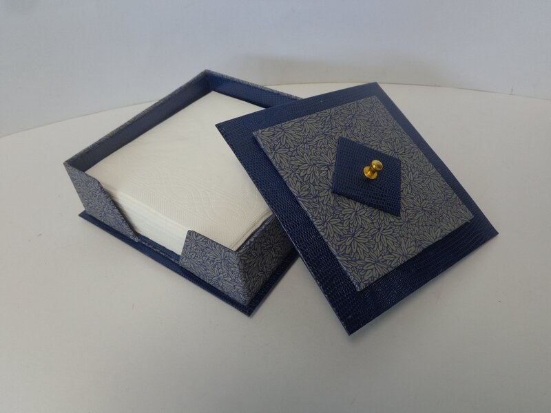 Petite boite serviettes
