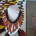 bijoux graines diverses