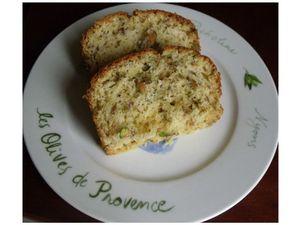Cake à la pistache