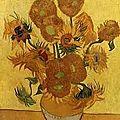 Artnet news : experts find van gogh's fingerprints on his famous 'sunflower