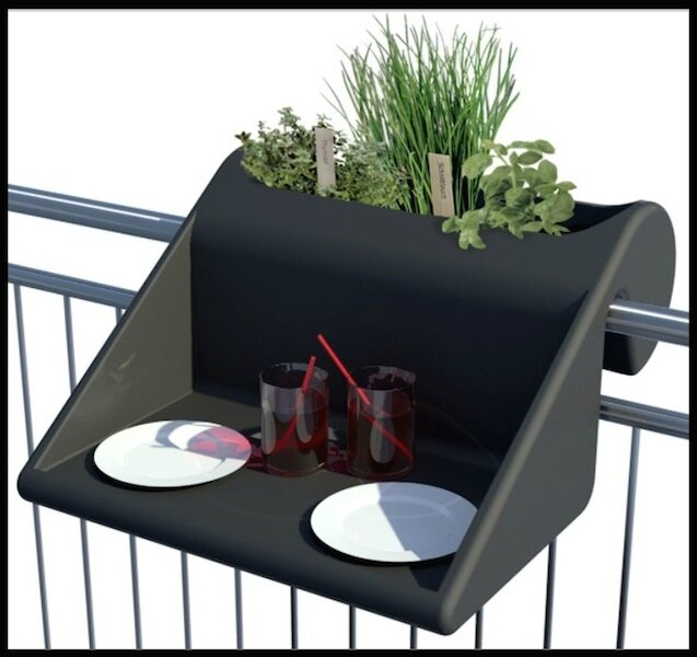 made in design table appoint balcon 1