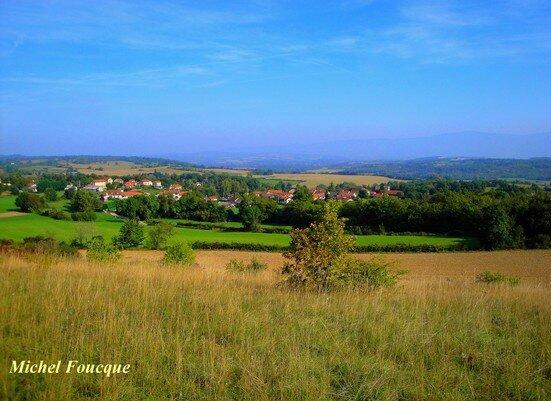 9) vue sur Baix et surbaix depuis le chateau d'eau