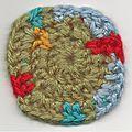 Crochet, mon calendrier de l'avent en granny! #11