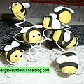 Modelage des abeilles