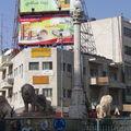 Al-Manara : place principale de Ramallah