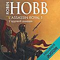 L'apprenti assassin (l'assassin royal #1), de robin hobb