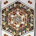 Notre exposition de patchwork et art textile