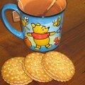 thé et chocos