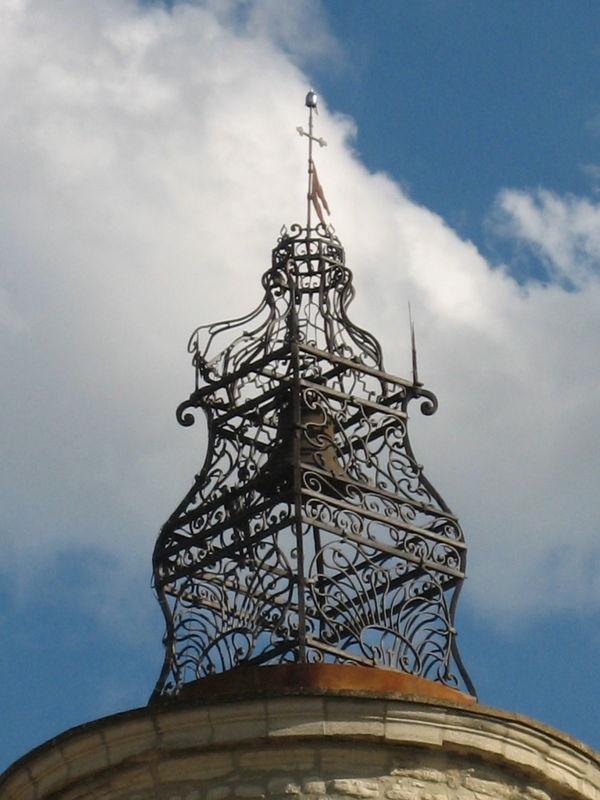 campanile - caromb