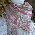 Candy shawl!