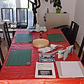 Atelier scrapbooking 31/10/17