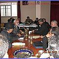اجتماع موسع للمكتب الجهوي للجهة الشرقية للجمعية الوطنية لمديرات ومديري الثانويات العمومية بالمغرب