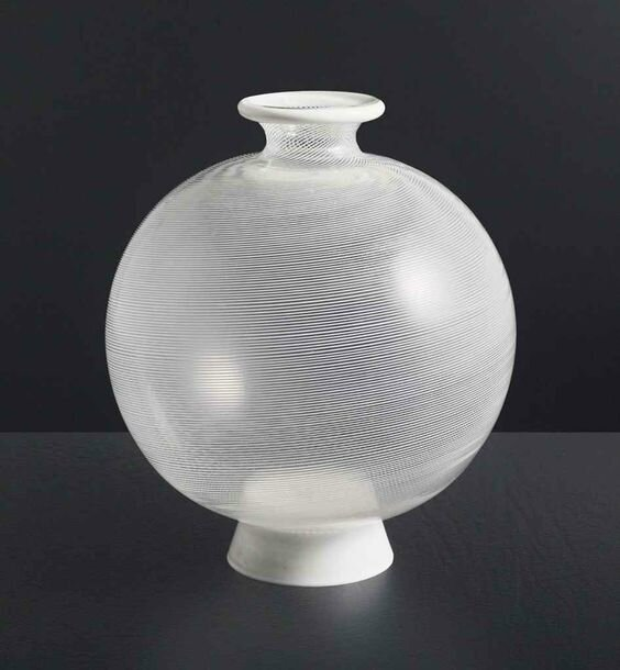 Christies Announces The Sale Of Carlo Scarpa Visions In Glass