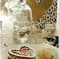 J-1 pour avant la fête des amoureux...une petite suggestion pour un dessert romantique...