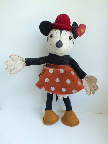 4 maman-flocon-mamanflocon-disney-mouse-minnie-peluche-retro-toy-collection-vintage