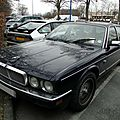 Jaguar xj6 (xj40) estate hatfield - 1989