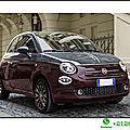 Location voiture casablanca – la nouvelle fiat 500