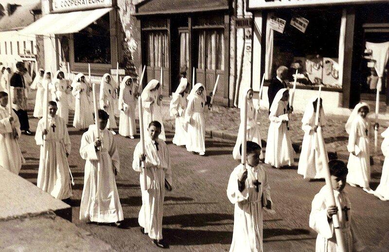 TRELON-Communions solennelles (1962 3)