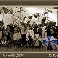 420-CARNAVAL 2007 BANDE DE HOYMILLE (1 PARTIE)