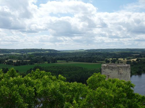 Chateau de Chinon 1