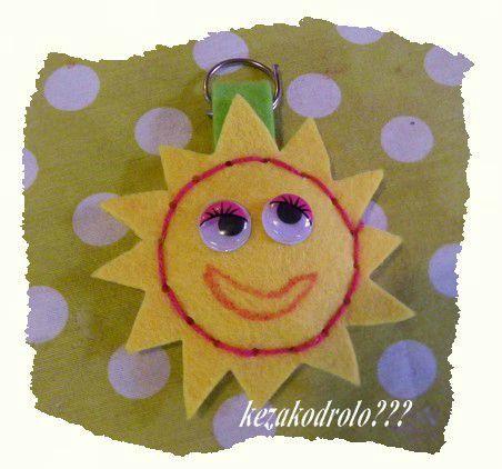 porte clé soleil